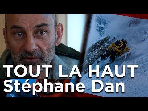 TOUT LA HAUT Serge Hazanavicius Kev Adams Vincent Elbaz itv Stéphane Dan Chamonix Mont-Blanc