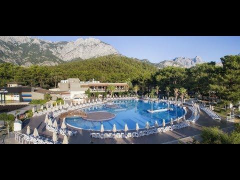 Kimeros Park Holiday Village 5* - Кемер - Турция - Полный обзор отеля