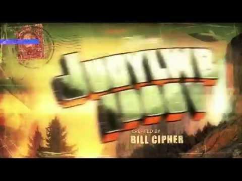 Gravity Falls - Weirdmageddon Theme Song [HD]