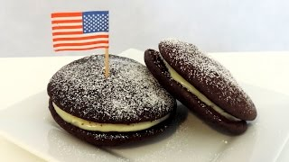 Recette Des Whoopie Pies - William's Kitchen