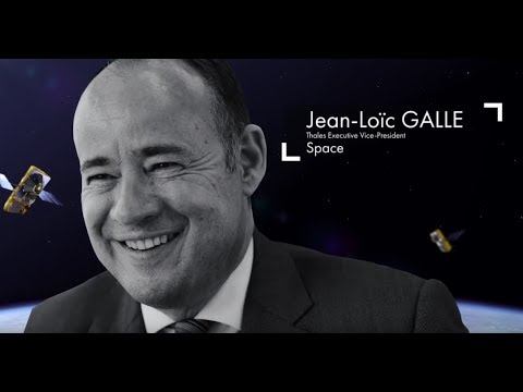 The future of the Space industry, by Jean-Loïc Galle
