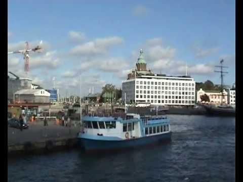 HELSINKI -Crucero Panorámico - Helsinki Sightseeing By Sea