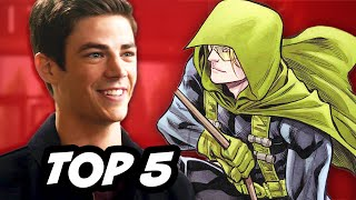 The Flash Episode 11 - TOP 5 Easter Eggs