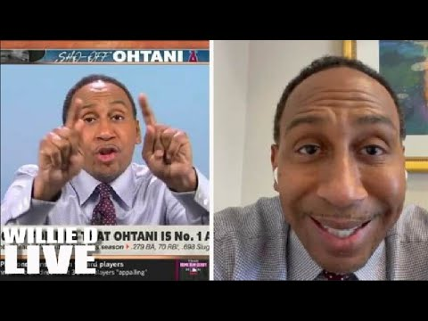 Stephen A. Apologizes To ASIANS For Racially Insensitive Remarks But Holds His N*TS On BLACK People