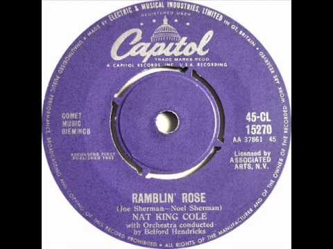 Nat King Cole    Ramblin Rose