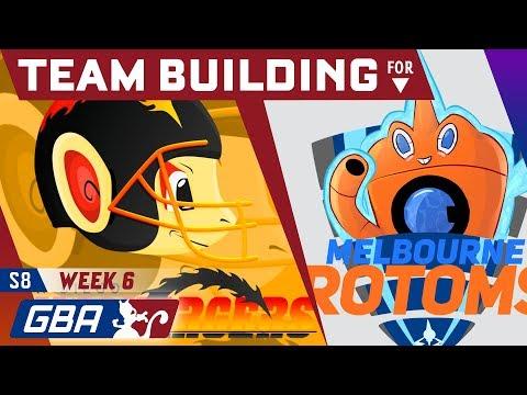 GBA Season 8 - Week 6 Team Analysis vs. Melbourne Rotoms