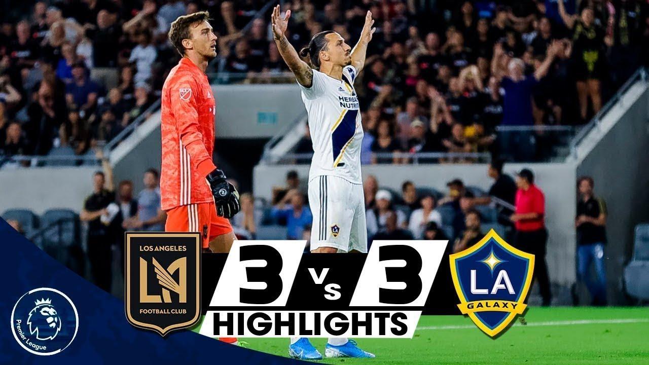 LA Galaxy  vs. LAFC 3-3 All Goals & Highlights 2019 HD