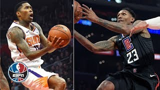 Lou Williams outduels Jamal Crawford in 6th-man showdown for Clippers' win | NBA Highlights