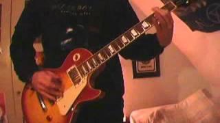 Annihilator - Refresh The Demon guitar cover