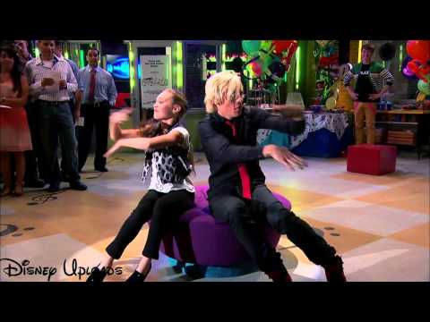 "Austin & Ally | ""Homework & Hidden Talents"" Dance Clip | Finally Me | Tune In 4 What?!"