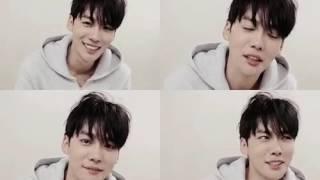 "Video Blessing ""Jinwoo"" download MP3, 3GP, MP4, WEBM, AVI, FLV Desember 2017"