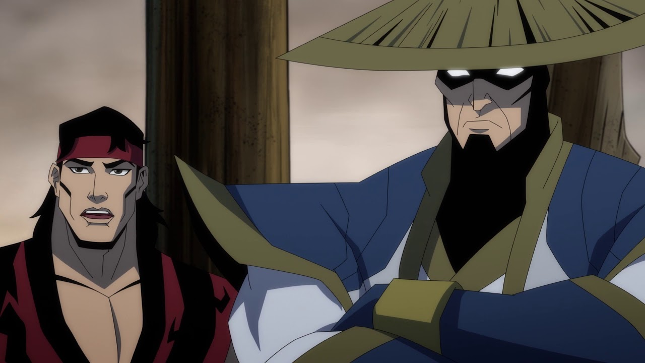 Get Over Here For An All New Clip From Mortal Kombat Legends Scorpion S Revenge Graphic Policy