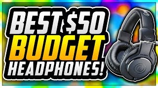 Video 🎧 TOP 5 BEST BUDGET HEADPHONES UNDER $50 IN 2018! BEST BUDGET HEADPHONES FOR YOUTUBERS! 🎧 download MP3, 3GP, MP4, WEBM, AVI, FLV Juli 2018
