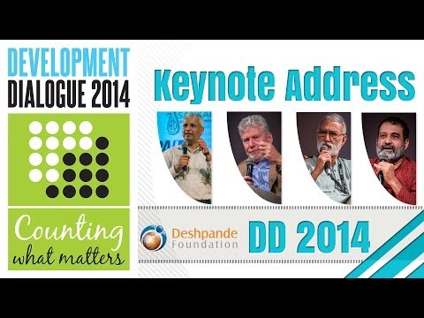 Development Dialogue 2014 | Keynote Address