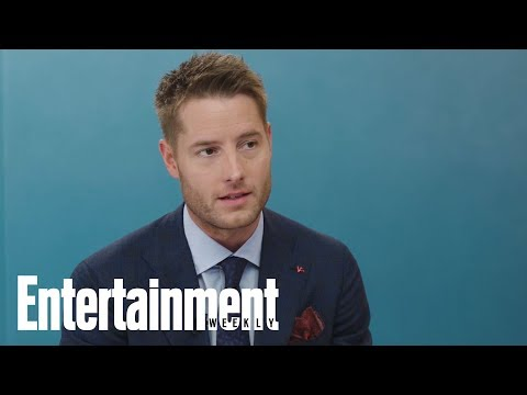 ''This Is Us'' Star Justin Hartley On Kevin''s Conversation With His Mom | Entertainment Weekly