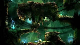 오리와 눈먼숲 -5- (좋은음악과 멋진그래픽 그리고 발컨...)