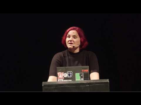 Developer's guide to accessibility mechanics - Léonie Watson @ From the Front 2016