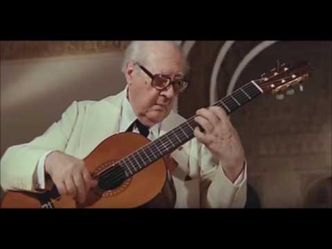Fernando Sor Op.35 No.22 - Andres Segovia