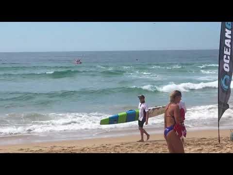 2018 Ocean 6 RUn Swim Run Final