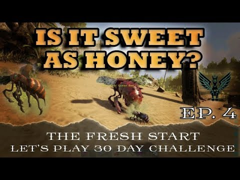 Ark : Fresh Start - 30 day challenge - Episode 4