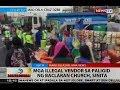 BT: Mga illegal vendor sa paligid ng Baclaran church, sinita
