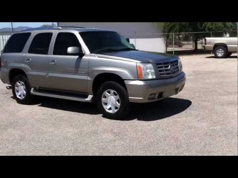 2005 Cadillac Escalade at Wheel Kinetics