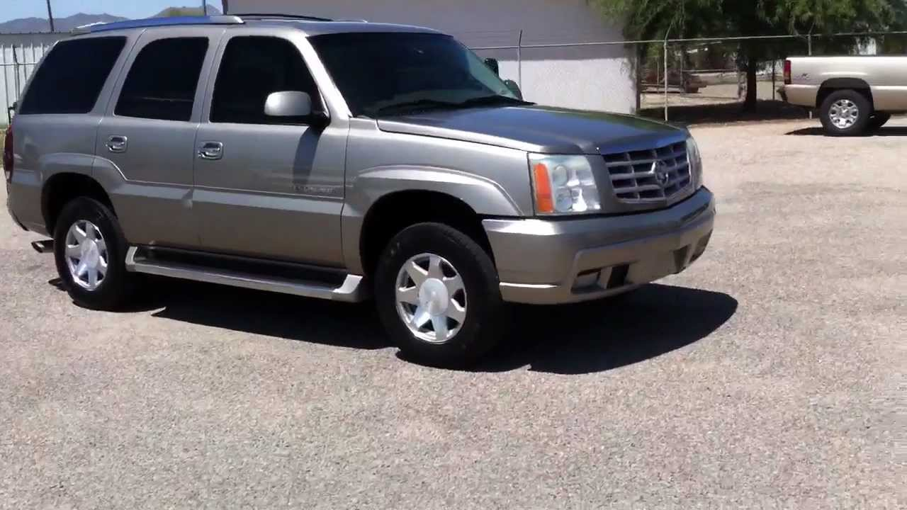 2002 Cadillac Escalade At Wheel Kinetics