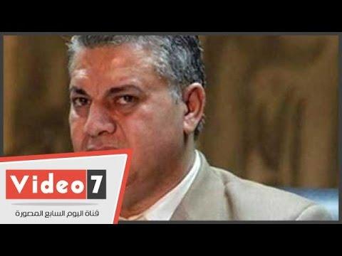 """اليوم السابع : بالفيديو.. وصول حمدى الفخرانى المحكمة لحضور محاكمته بتهمة """"الإبتزاز واستغلال النفوذ"""""""