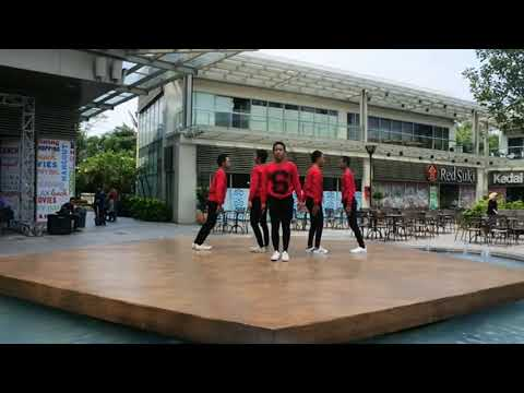 L'agie Power Fast Dance Competition 2017 | Recycle Crew | Jakarta #powerfest2017