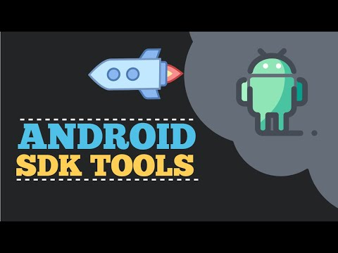 How To Install Android SDK Tools In Windows 10 Adb, Fastboot
