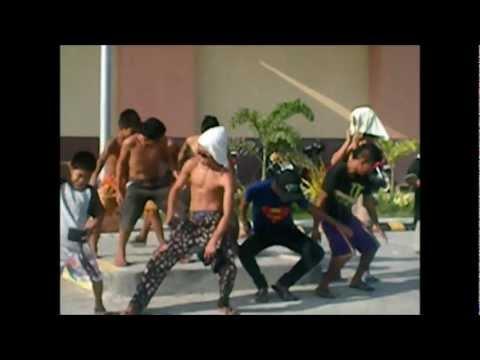 MAASIN PARANGNORMAL  ACTIVITY COMBADIANS BUDOTS DANCER