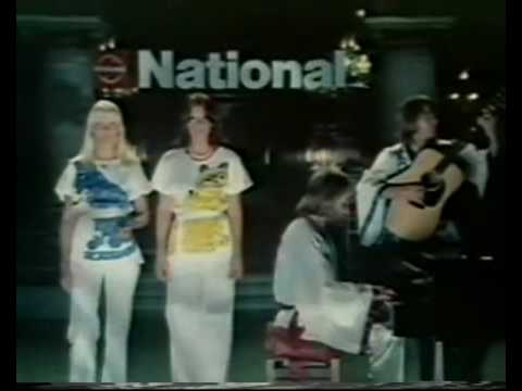 ABBA National Commercial   Australia 1976
