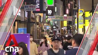 South Korea inches towards toughest COVID-19 control measures