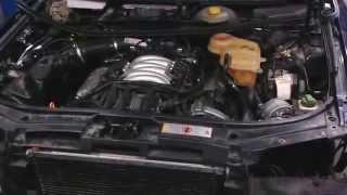 Problem z odpaleniem po wymianie rozrządu Audi A6 C5 2.8 l