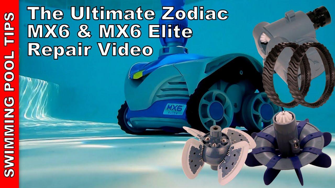 Download The Ultimate Zodiac MX6 & MX6 Elite Repair Video