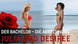 Julia und Desiree | Bachelor 2019 - die Abrechnung