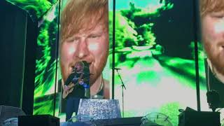 Ed Sheeran - Castle on the Hill (Live in San Francisco)