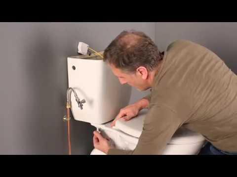 Installer Pas A Pas Un Reservoir De Wc Avec Lave Mains Integre Youtube