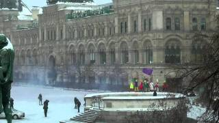 Pussy Riot на Красной площади - песня