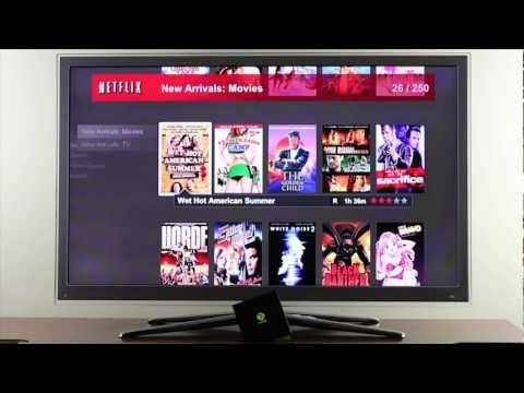 Netflix on Boxee Box