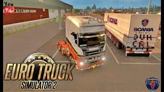 Euro Truck Simulator 2 #40 . . . Scania
