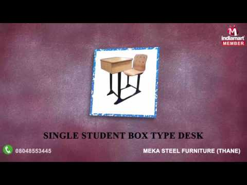 Office Furnitures and Fabrication Works By Meka Steel Furniture, Thane