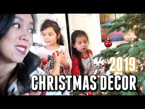 How We Decorate for Christmas 2019! - itsjudyslife thumbnail