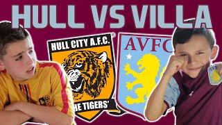 ASTON VILLA vs HULL CITY | FIFA SCORE PREDICTOR!