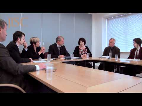 JISC - Roundtable Debate: [5 of 8] The mixed economy approach: Here today, gone tomorrow?