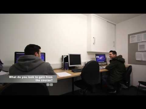 HND in Creative Media Production promo