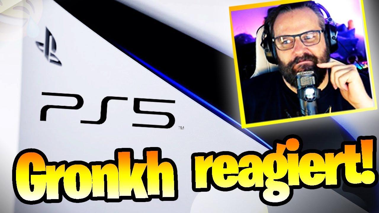 GRONKH REAGIERT auf die NEUE PS5!!🥳🎮 - 🎬 Best of Gronkh (11.06.2020)