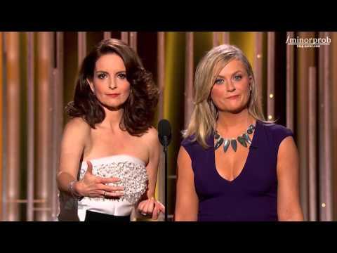 The 72nd Golden Globe Awards Opening Monologue (Korean sub)