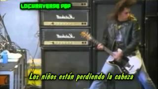 The Ramones- Blitzkrieg Bop- (Subtitulado en Español)
