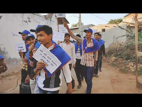 NSS CAMP DAY 3: Voter Awareness Rally & Street Play (Highlights)